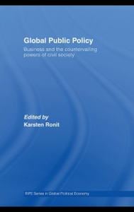 Ebook in inglese Global Public Policy -, -