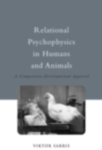 Ebook in inglese Relational Psychophysics in Humans and Animals Sarris, Viktor