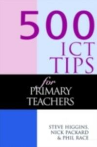 Ebook in inglese 500 ICT Tips for Primary Teachers