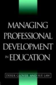Ebook in inglese Managing Prof Dev In Educ -, -