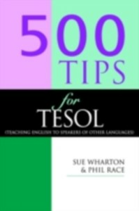 Ebook in inglese 500 Tips for TESOL Teachers -, -
