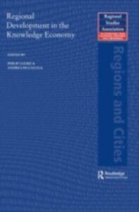 Ebook in inglese Regional Development in the Knowledge Economy