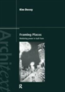 Ebook in inglese Framing Places Dovey, Kim