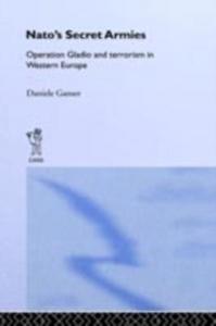 Ebook in inglese NATO's Secret Armies DANIELE, GANSER