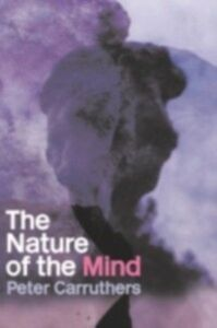 Foto Cover di Nature of the Mind, Ebook inglese di Peter Carruthers, edito da Taylor and Francis