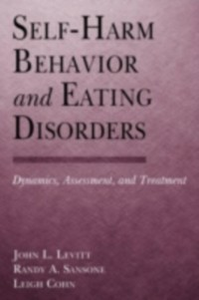 Ebook in inglese Self Harm Behaviors & Eating D -, -
