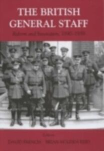 Ebook in inglese British General Staff