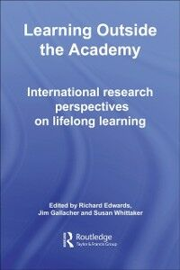 Ebook in inglese Learning Outside the Academy -, -