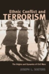 Ebook in inglese Ethnic Conflict and Terrorism Soeters, Joseph L.