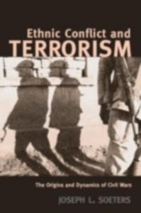 Ebook in inglese Ethnic Conflict and Terrorism Soeters, Joseph L.