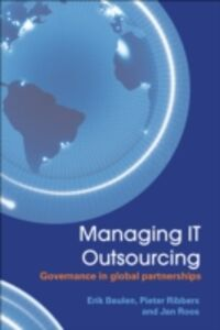 Foto Cover di Managing IT Outsourcing, Ebook inglese di AA.VV edito da Taylor and Francis