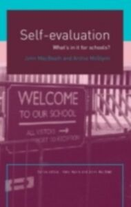 Ebook in inglese Self-Evaluation MacBeath, John , Mcglynn, Archie