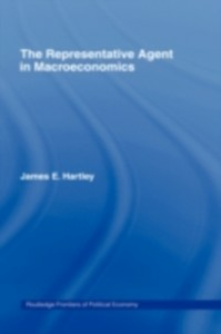 Ebook in inglese Representative Agent in Macroeconomics Hartley, James E , Hartley, James E.