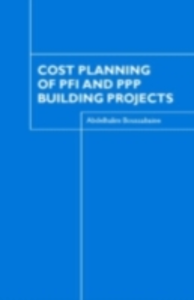 Ebook in inglese Cost Planning of PFI and PPP Building Projects Boussabaine, Abdelhalim