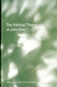 Ebook in inglese Political Theory of John Gray -, -