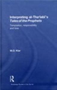 Ebook in inglese Interpreting al-Tha'labi's Tales of the Prophets Klar, Marianna