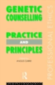 Ebook in inglese Genetic Counselling -, -
