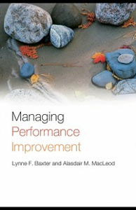 Ebook in inglese Managing Performance Improvement Baxter, Lynne F. , MacLeod, Alasdair M.