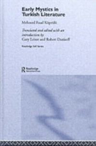 Ebook in inglese EARLY MYSTICS IN TURKISH LITERATURE -, -