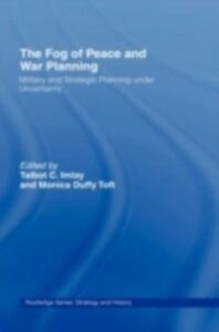Foto Cover di Fog of Peace and War Planning, Ebook inglese di  edito da Taylor and Francis
