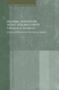 Ebook in inglese Regional Integration in East Asia and Europe -, -