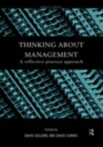 Foto Cover di Thinking About Management, Ebook inglese di  edito da Taylor and Francis