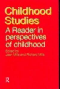 Ebook in inglese Childhood Studies -, -