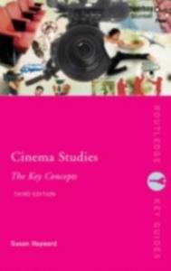 Ebook in inglese Cinema Studies: The Key Concepts Hayward, Susan