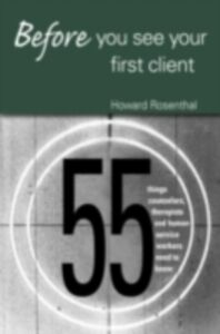 Ebook in inglese Before You See Your First Client Rosenthal, Howard