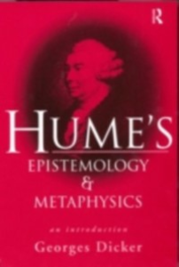 Ebook in inglese Hume's Epistemology and Metaphysics Dicker, Georges