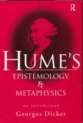 Hume's Epistemology and Metaphysics
