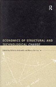 Foto Cover di Economics of Structural and Technological Change, Ebook inglese di  edito da Taylor and Francis