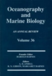Foto Cover di Oceanography and Marine Biology, An Annual Review, Ebook inglese di  edito da Taylor and Francis