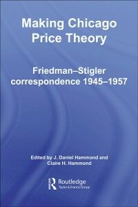 Ebook in inglese Making Chicago Price Theory -, -