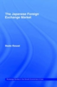 Ebook in inglese Japanese Foreign Exchange Market Reszat, Beate