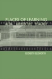 Ebook in inglese Places of Learning Ellsworth, Elizabeth