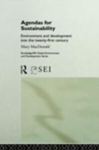 Ebook in inglese Agendas for Sustainability MacDonald, Mary