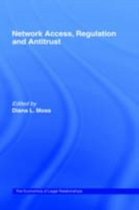 Ebook in inglese Network Access, Regulation and Antitrust -, -