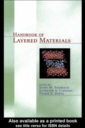 Handbook of Layered Materials