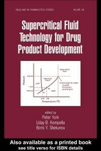 Ebook in inglese Supercritical Fluid Technology for Drug Product Development -, -