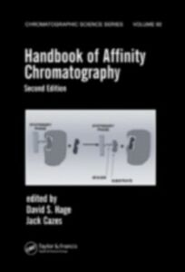 Ebook in inglese Handbook of Affinity Chromatography, Second Edition -, -