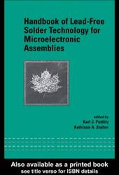 Handbook of Lead-Free Solder Technology for Microelectronic Assemblies