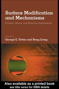 Ebook in inglese Surface Modification and Mechanisms