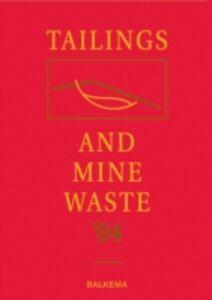 Foto Cover di Tailings and Mine Waste '04, Ebook inglese di Linda Hinshaw, edito da CRC Press