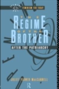 Ebook in inglese Regime of the Brother MacCannell, Juliet Flower