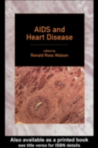 Ebook in inglese AIDS and Heart Disease -, -