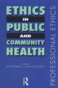 Ebook in inglese Ethics in Public and Community Health