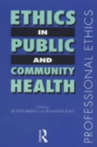 Ebook in inglese Ethics in Public and Community Health -, -