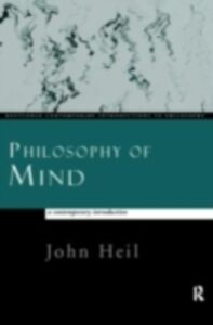 Ebook in inglese Philosophy of Mind: A Contemporary Introduction Heil, John