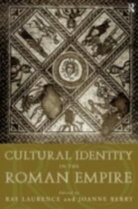 Ebook in inglese Cultural Identity in the Roman Empire -, -